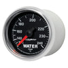 Autometer 3832 GS Series Water Temperature gauge, 2-1/16 in., Mechanical
