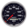 Autometer 3888 GS Series Speedometer gauge, 3-3/8 in., Electrical