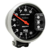 Autometer 3966 Sport-Comp Playback Tachometer Gauge, 5 in., Electrical