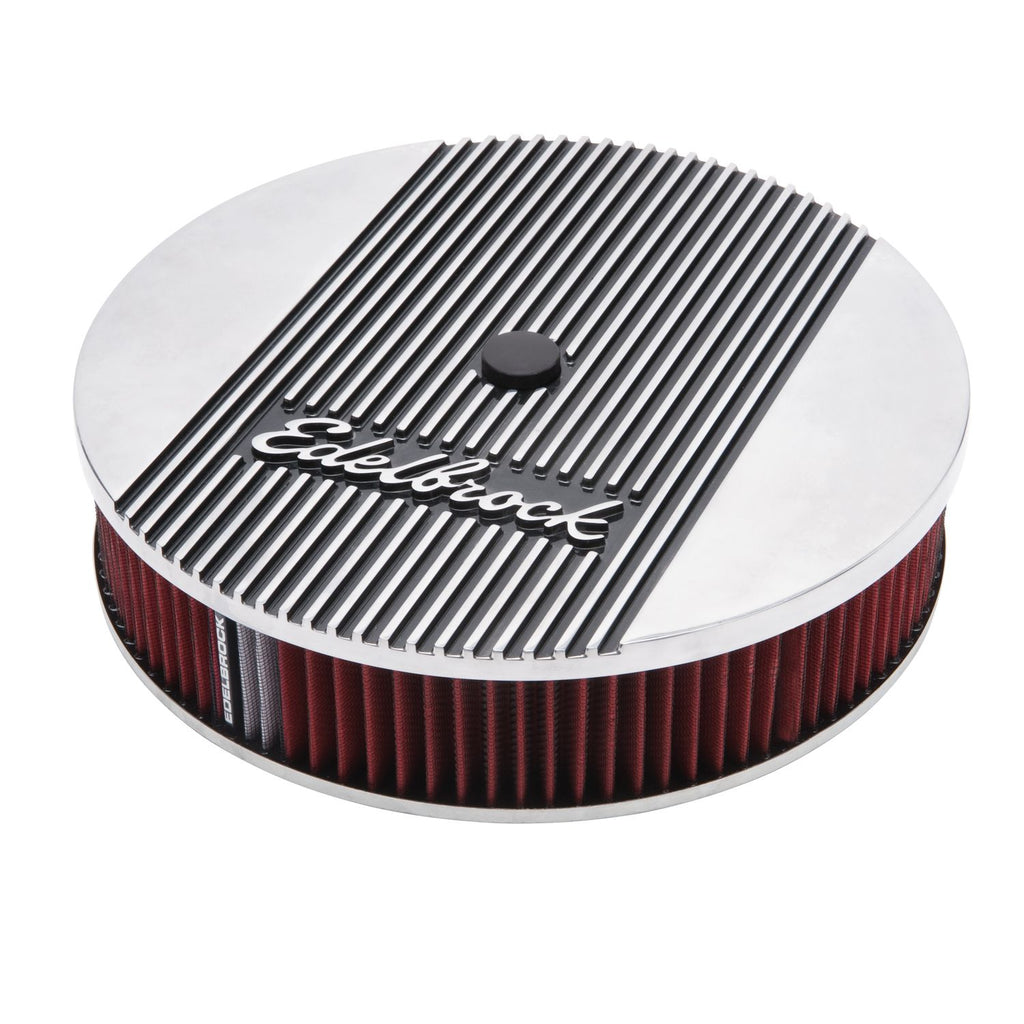 Edelbrock 4266 Elite II Series 14. in Round Air Cleaner Assembly