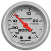 Autometer 4303 Ultra-Lite Vacuum/Boost Gauge  2-1/16 in., Mechanical