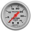 Autometer 4307 Ultra-Lite Water Temperature Gauge 2-1/16 in., Mechanical