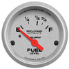 Autometer 4318 Ultra-Lite Fuel level Gauge 2-1/16 in., Electrical