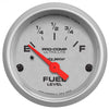 Autometer 4319 Ultra-Lite Fuel level Gauge 2-1/16 in., Electrical