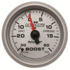 Autometer 4907 Ultra-Lite II Vacuum/Boost gauge 2-1/16 in., Mechanical