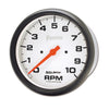 Autometer 5898 Phantom Tachometer Gauge, 5 in., Electrical