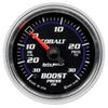 Autometer 6159 Cobalt Vac/Boost Pressure Gauge, 2-1/16 in., Electrical