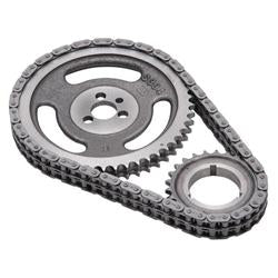 Edelbrock 7810 Performer-Link True Roller Timing Chain Set BB Chevy