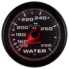 Autometer 7831 Phantom II Water Temperature Gauge, 2-5/8 in., Mechanical
