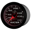 Autometer 7832 Phantom II Water Temperature Gauge, 2-5/8 in., Mechanical