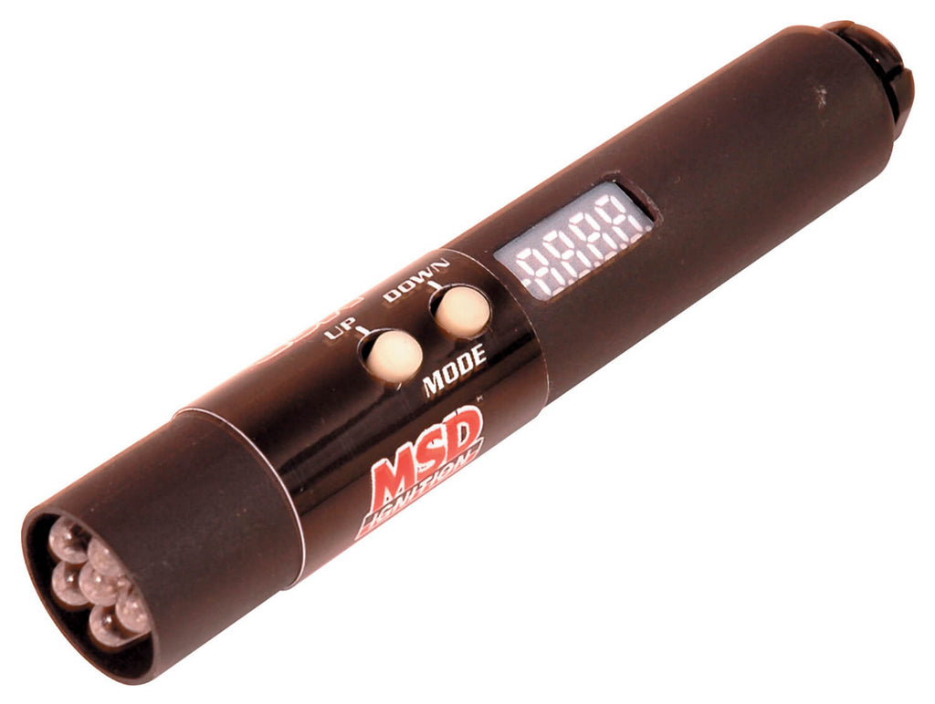 MSD 8963 Digital Programmable Shift Light