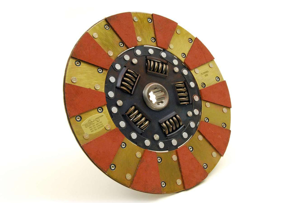 Centerforce DF383735 Dual Friction Clutch Disc GM 1-1/8 x 10-Spl.