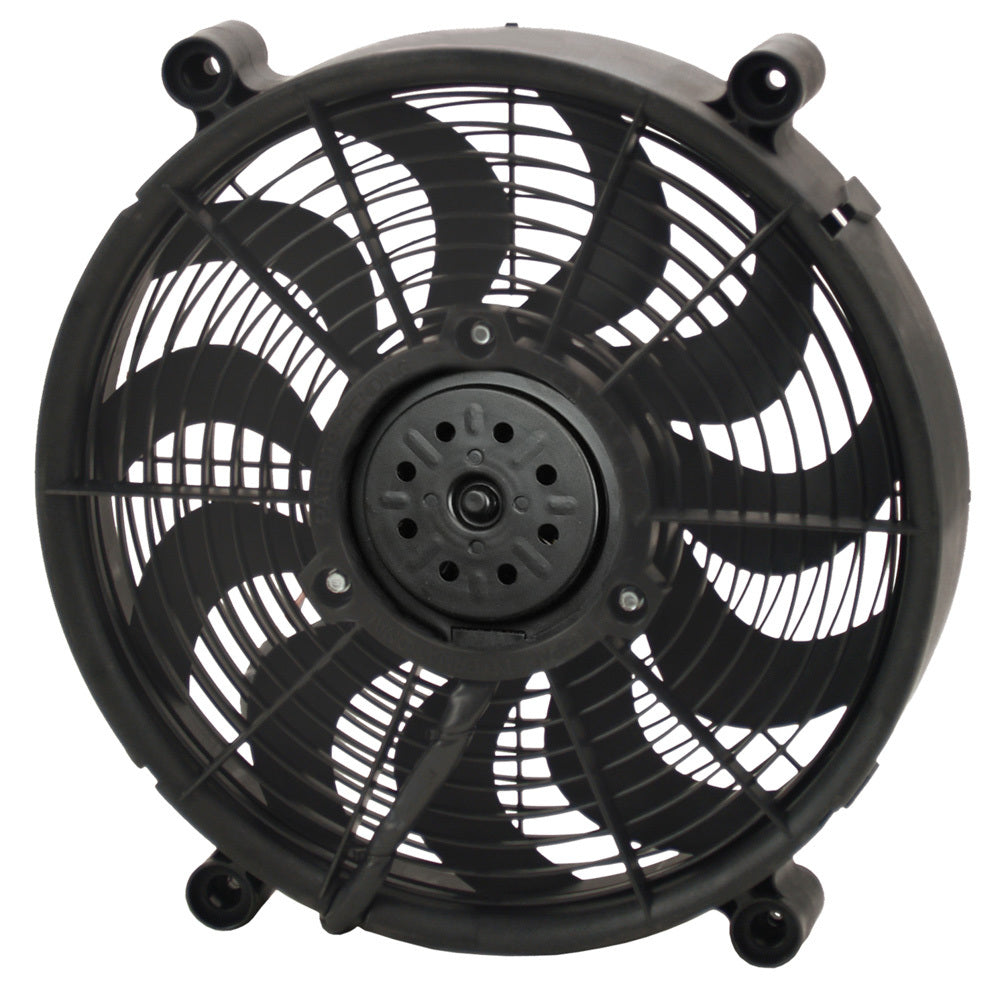 Derale 16913 14in High Output Pusher/ Drop-in Electric Fan
