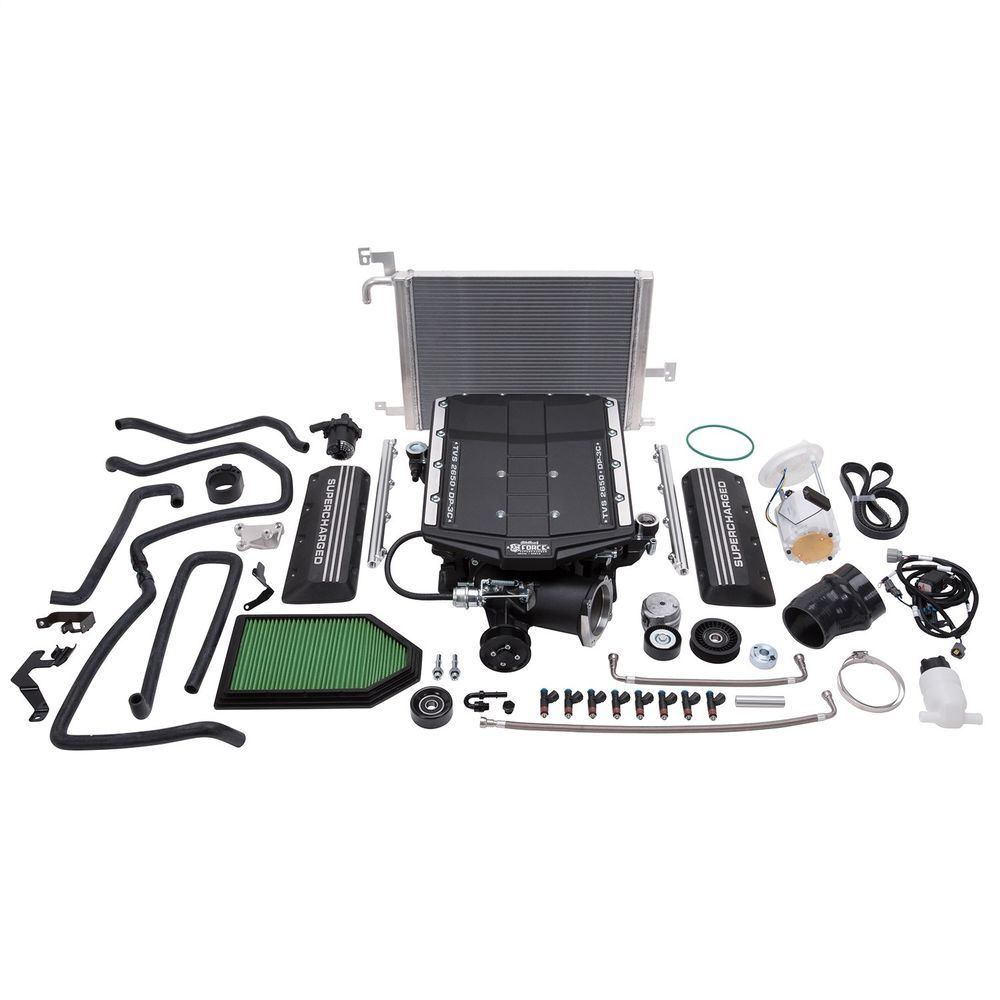 Edelbrock 1517 E-Force Supercharger Kit 15-17 Dodge 5.7L Hemi
