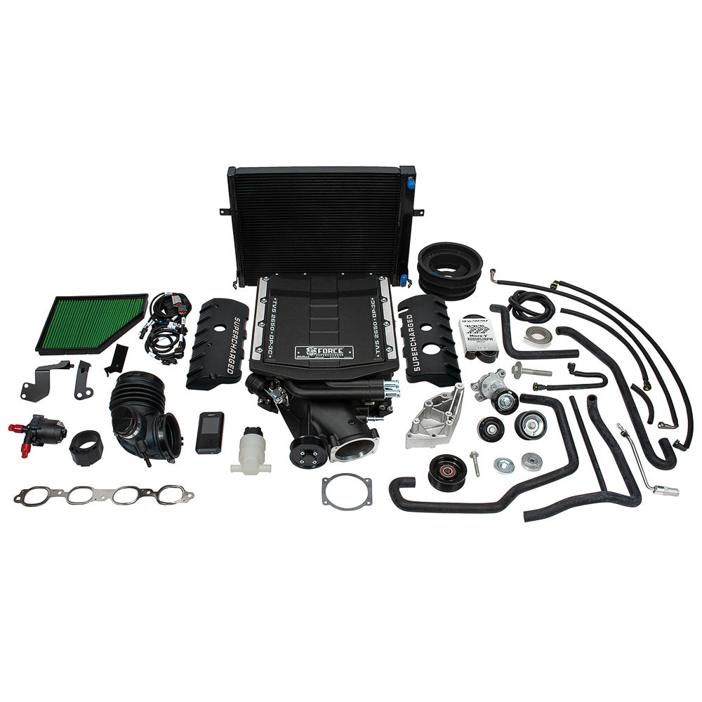 Edelbrock15595 E-Force Supercharger Kit 16-18 LT1 Camaro SS