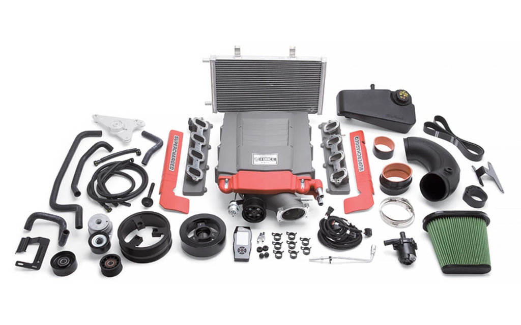 Edelbrock 1570 E-Force Supercharger Kit 2014 Corvette Z51 LT1