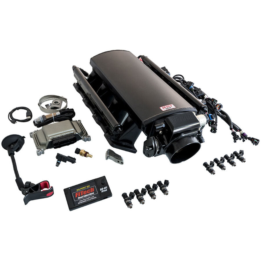 FiTech 70001 Ultimate EFI LS Kit 500 HP w/o Trans Control