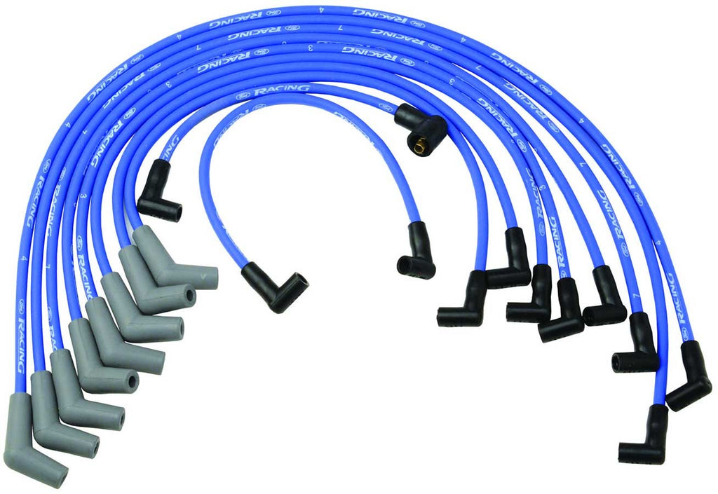 Ford Performance M12259-C460 9mm Ign Wire Set-Blue