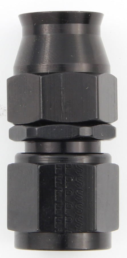 Fragola 680110-BL Hose Fitting #10 Str PTFE Black