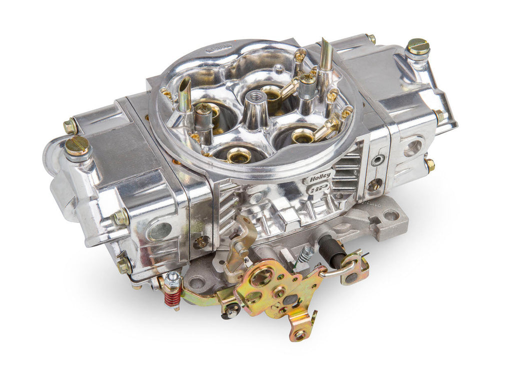 Holley 0-82651SA Carburetor- 650CFM Alm. HP Series