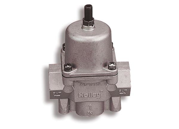 Holley 12-704 Fuel Pressure Regulator
