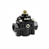 Holley 12-887 Fuel Pressure Regulator By-Pass Style 6psi Black