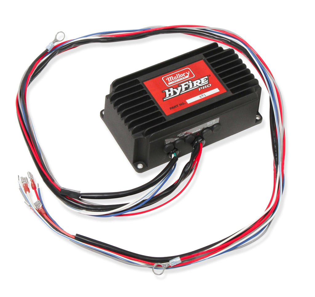 Mallory 695 HyFire Pro Ignition Box