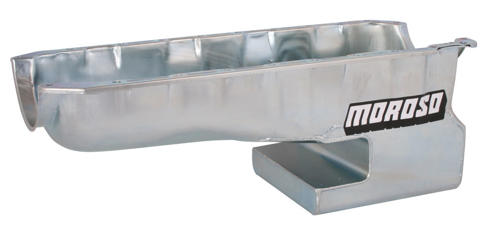 Moroso 20431 BBC Oil Pan