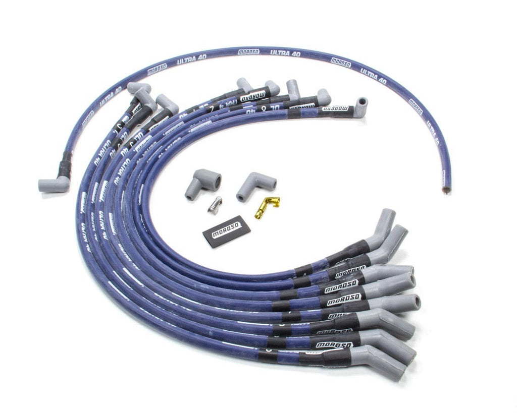 Moroso 73630 Ultra 40 Plug Wire Set