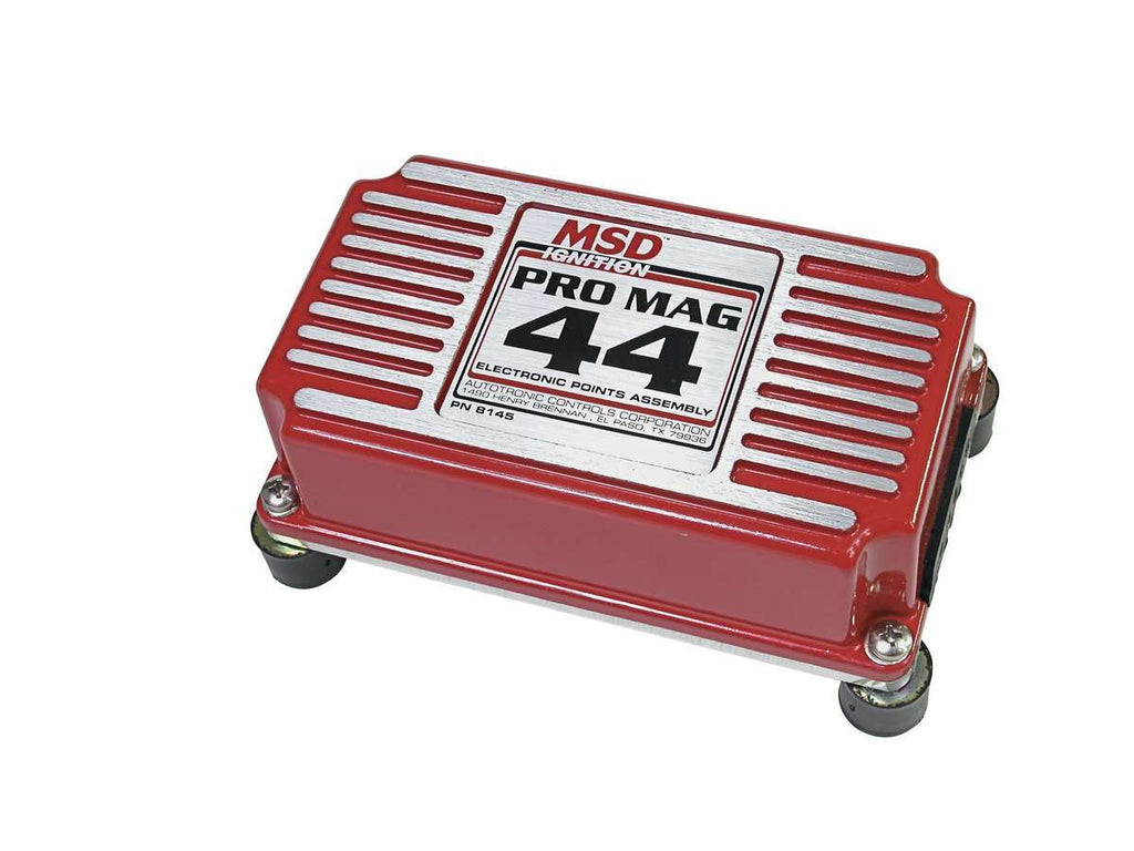 MSD 8145 Electronic Points Box - Pro Mag 44 Amp
