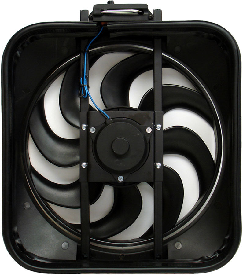 Proform 67028 15in Electric Fan w/ Thermostat - Mustang