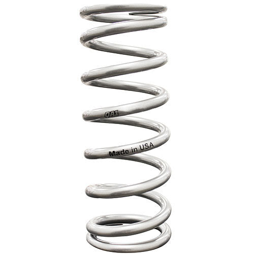 QA1 9HT500 Coil Spring - 2.5in x 9 500#