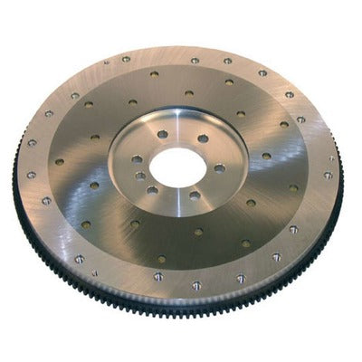 RAM Clutches 2501 Billet Steel Flywheel Chevy Small/Big Block 168 Tooth Internal Engine Balance