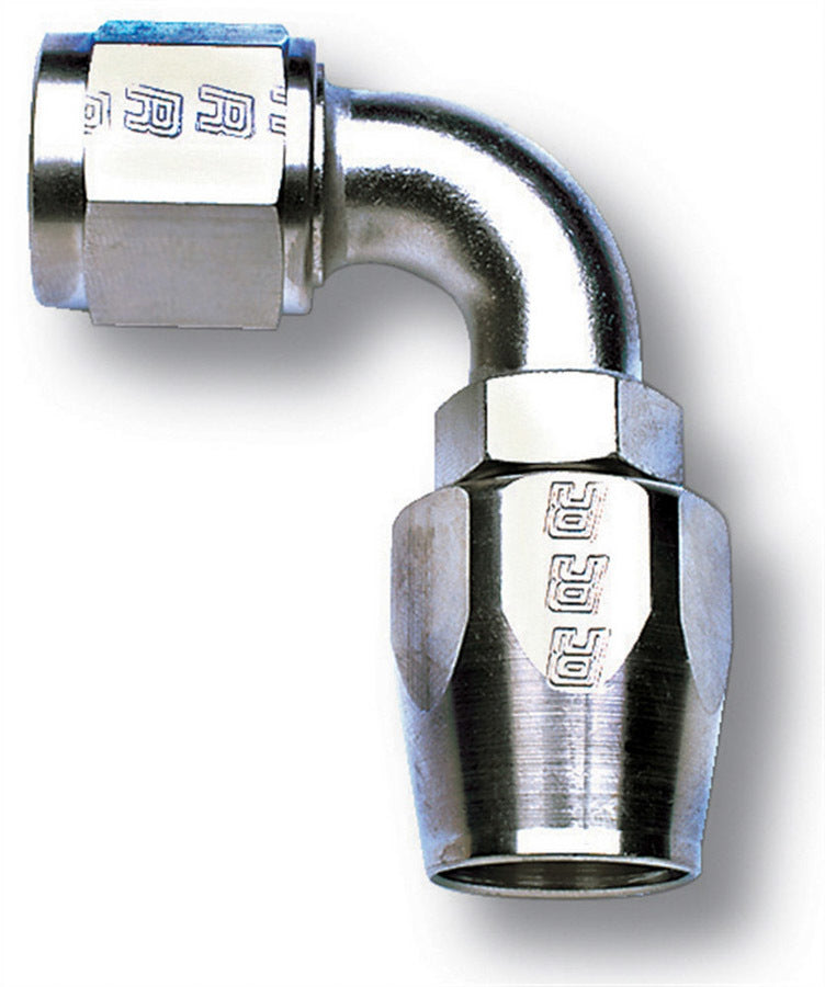 Russell 610151 Endura Hose Fitting - #4 90 Degree