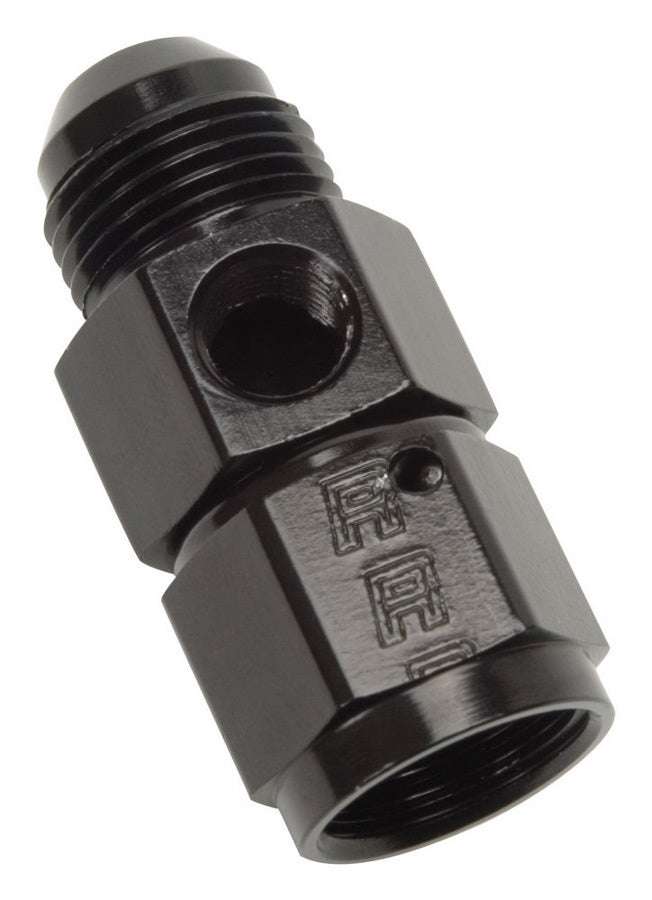 Russell 670343 P/C #6 to #6 Female Str Adptr Fitting w/ 1/8 NPT