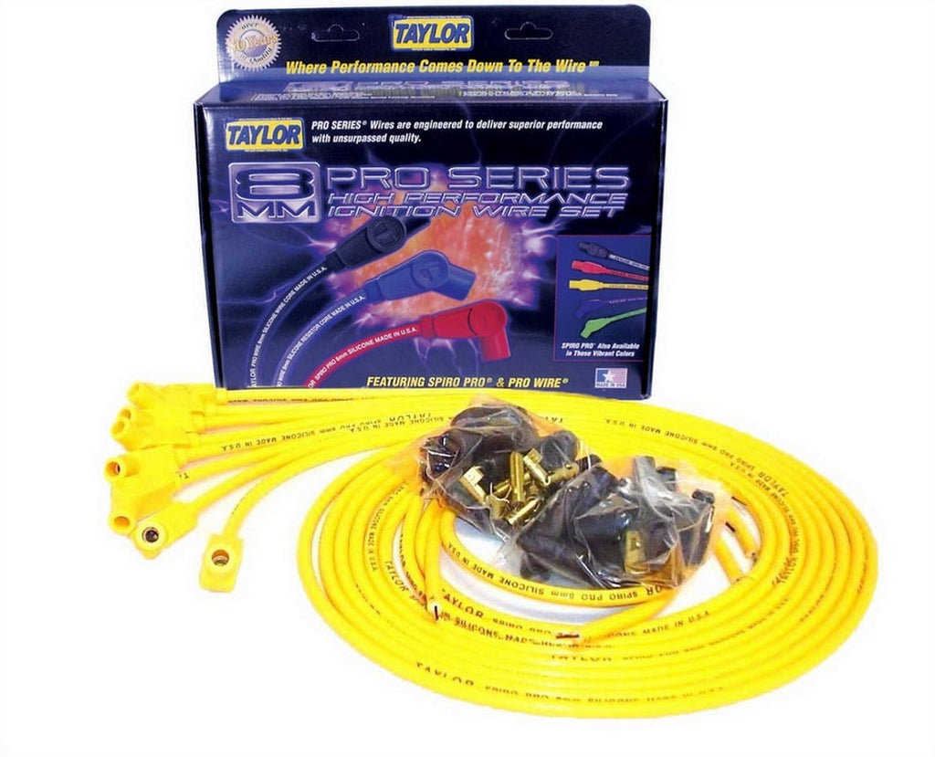 Taylor / Vertex 73453 135 Deg. Boot Wire-Yello