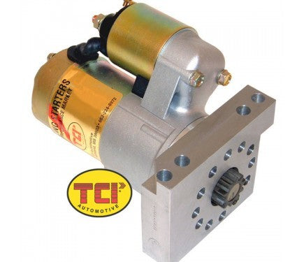 TCI Automotive 351106 Featherlite Chevy Starter