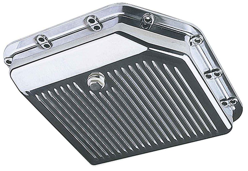 Trans-dapt 8896 Alum. TH350 Trans Pan