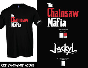 Chainsaw Mafia Tee