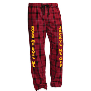 Rock Me Roll Me Flannel Pants