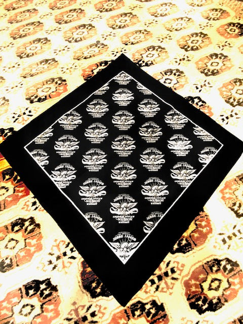 Jesse James Bourbon Bandana