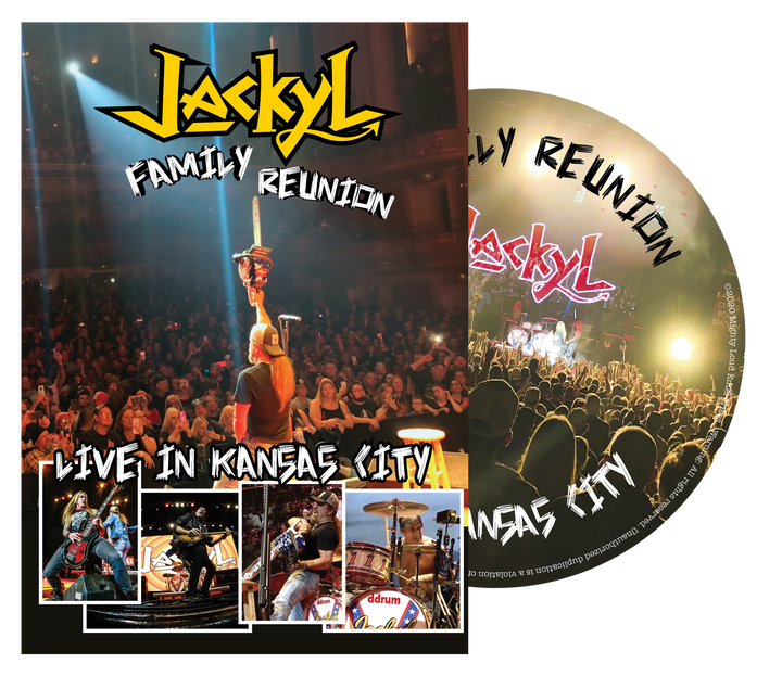 FAMILY REUNION - Live in Kansas City - DVD