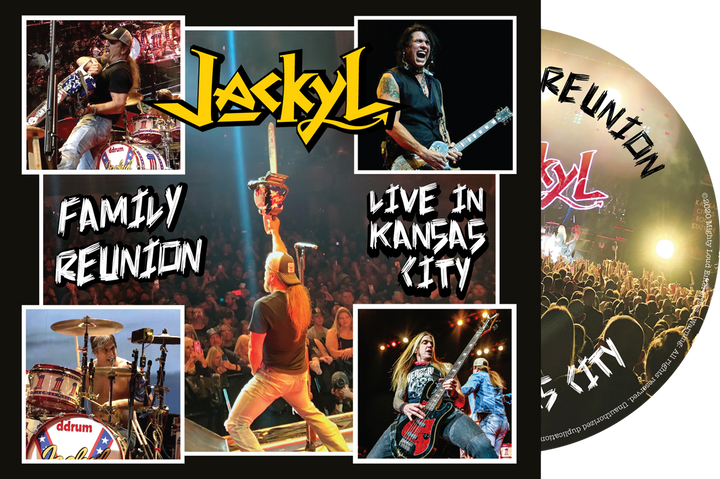FAMILY REUNION - Live in Kansas City - CD