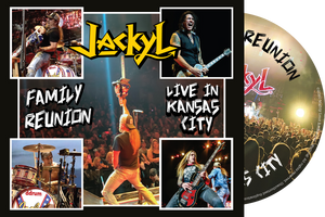 FAMILY REUNION - Live in Kansas City - CD & DVD Bundle