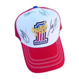 [SPECIAL EDITION!] Jackyl #1 Hat signed by band