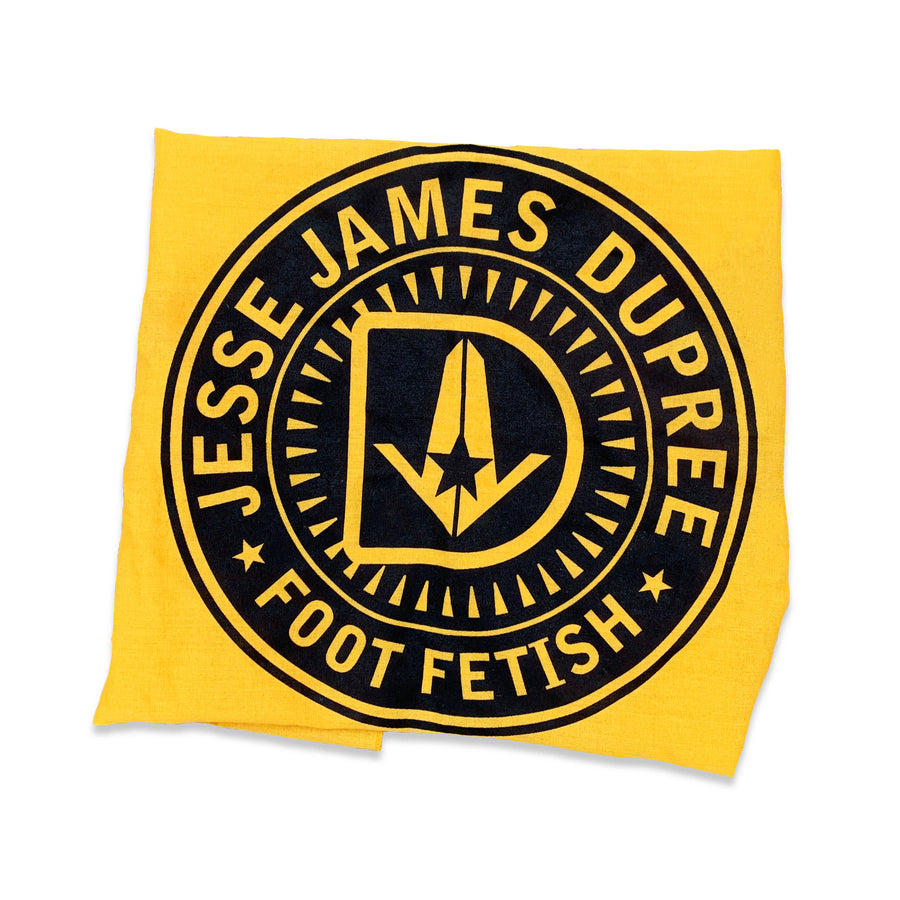 Jesse James Dupree Foot Fetish Bandana