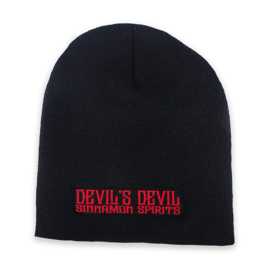Devil's Devil Embroidered Beanies