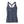 Ladies Pappy Camper Tank -- NAVY/ROYAL COSMIC
