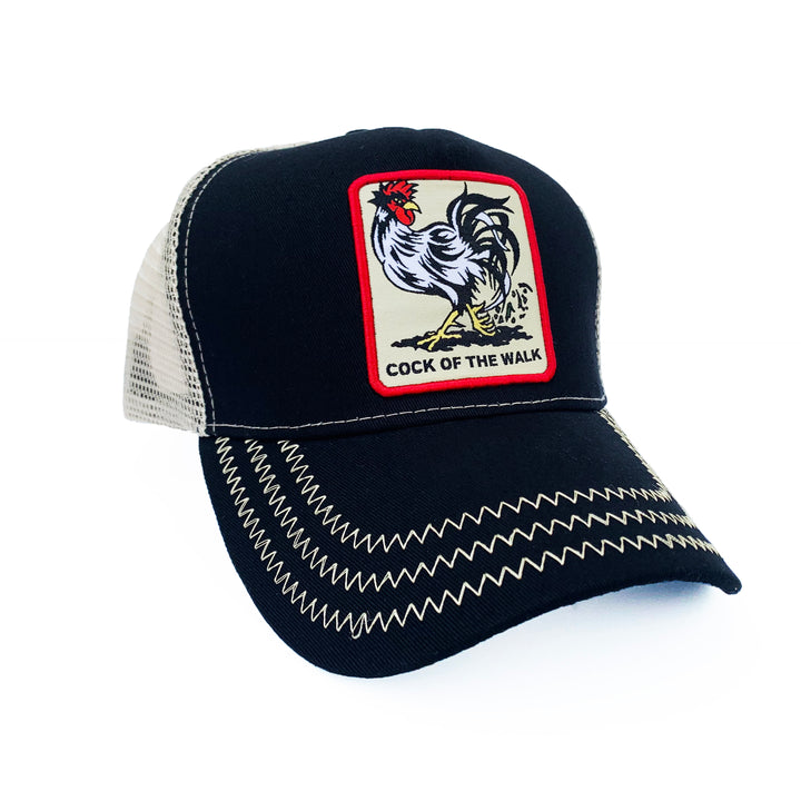 COCK OF THE WALK Trucker Hat