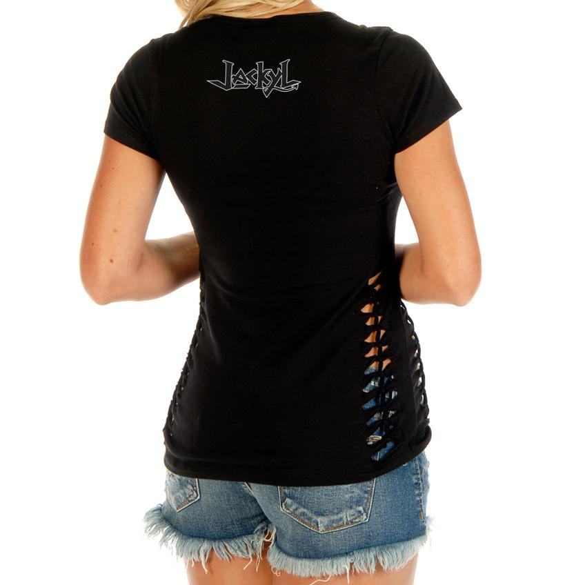 DEVILISH RIDE LADIES T-SHIRT